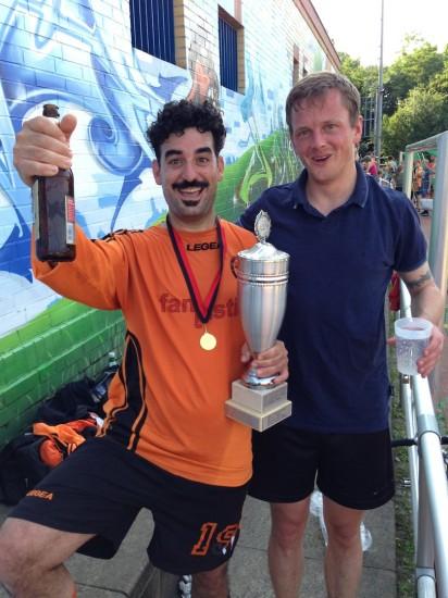 Sieger Copa San Rafael
